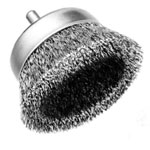 "SG Tool Aid 2 1/2"" Wire Cup Brush"