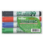 Shachihata. U.S.A. ECO-Green Permanent Marker