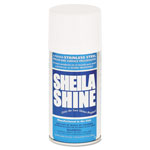 Sheila Shine Stainless Steel Cleaner & Polish, 10 oz Can