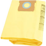 Shop Vac Filter Bags, High Effiency, 2PK, 5.8G, 2-Ply, 2/Pack, Yellow