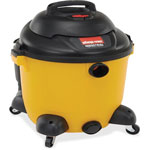 Shop Vac Industrial Wet/Dry Vacuum, 12gal, 2.5hp, Yellow/Black