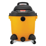Shop Vac Right Stuff Wet/Dry Vacuum, 9.5 Amps, 32lbs, Yellow/Black