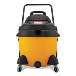 Shop Vac Right Stuff Wet/Dry Vacuum, 12 Amps, 39lbs, Yellow/Black