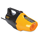 Hippo® Handheld Vac, 6.8 A, 9 lbs, Yellow/Black
