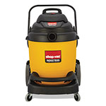 Shop Vac Industrial Wet/Dry Vacuum, 22gal, 2.5hp, Yellow/Black