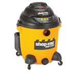 Shop Vac Economical Wet/Dry Vacuum, 12 Gallon Capacity