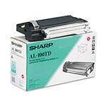 Sharp Toner Cartridge for AL1000, 1010, 1041, 1200, 1220, 1250 & Others, Black