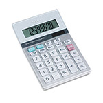 Sharp EL-330MB Handheld Calculator, Eight-Digit LCD