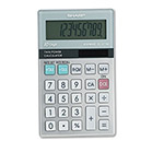 Sharp EL-377MB Business/Handheld Calculator, 10-Digit LCD
