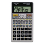 Sharp EL-738C Financial Calculator, 10-Digit LCD