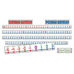 Scholastic Number Line, -20 To 100, 34'