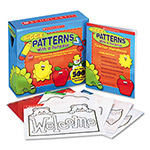 Scholastic Biggie Patterns With A Purpose, Grades Pre K-2