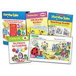 Scholastic Number Tales, 16 Books/16 Pages And Teaching Guide, Grades K-2
