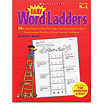 Scholastic Daily Work Ladders Book, Grades K-1,
