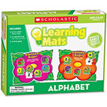 "Scholastic Learning Mats, Alphabet, 1"" x 4"" x 9"","