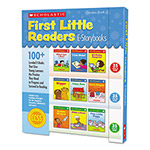 Scholastic First Little Readers Levels A, B, C, Grades Pre K-2