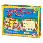 Scholastic Vowels Mats Kit, Short Vowels, Pigs