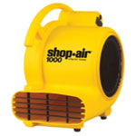 Shop Vac Shop Air 1000, Medium Portable Air Mover