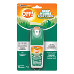 OFF! Deep Woods Sportsmen Insect Repellent, 1 oz Spray Bottle