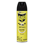 Raid Flying Insect Killer, 15 oz Aerosol Can, 12/Carton