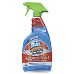 Fantastik Scrubbing Bubbles Bleach 5-in-1 Cleaner, Fresh Clean, 32oz Trigger Bottle, 8/Ct