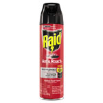 Raid Ant and Roach Killer, 17.5oz Aerosol, 12/CT