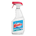 Windex Multi-Surface Vinegar Cleaner, Fresh Clean Scent, 23 oz Spray Bottle, 8/Carton