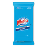 Windex Wipes, Glass/Surface, 28 Wipes/PK