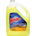 Windex Multisurface Disinfectant, 1 Gallon, 4/CT