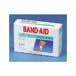 Band Aid 4444 Flexible Fabric Strips