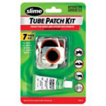 Slime Tube Patch Kit with Glue, for Rafts and Bicycles