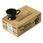 Solo Cozy Cup and Holder, Brown, Pack of 12