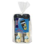 Solo 12 Oz Hot Paper Cups, Tuscan Design, Pack of 52