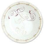 Solo Paper Dinnerware, Bowl, 12 oz., Symphony, 250/Pack