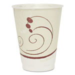 Solo Design Trophy Foam Hot/Cold Drink Cups, 10 oz., 300/Carton