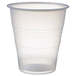 Solo 7 Oz Cold Plastic Cups, Clear, Pack of 750