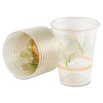 Solo 16 Oz Cold Plastic Cups, Clear, Pack of 1000