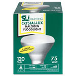 SLI Lighting Indoor Floodlight Bulb, 75 Watts