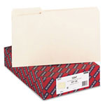 Smead Recycled Two Ply Top Tab File Folders, Legal Size, 1/3 Cut, 100/Box