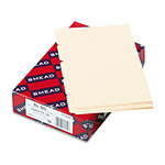 Smead Blank Self Tab Manila Card Guides, 5 x 8, 1/5 Tab Cut, 100/Box