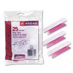 Smead Vinyl Hanging File Tabs, White