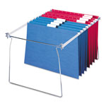 "Smead Hanging Folder Frame, Letter Size, 23-27"" Long, Steel, 2/Pack"