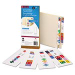 Smead Labeling System Starter Kit with CD Software & 50 Label Forms