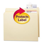 Blumberg's Law Products Seal and View® File Folder Label Protectors, Clear Laminate, 100/Pack