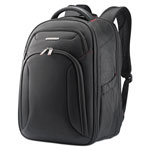 Samsonite Xenon 3 Laptop Backpack, 12 x 8 x 17.5, Ballistic Polyester, Black