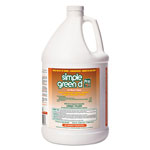 Simple Green d Pro 3 Plus Antibacterial Concentrate, Herbal, 1 gal Bottle, 6/CT