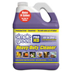 Simple Green Pro HD Heavy-Duty Cleaner, Unscented, 1 gal Bottle, 4/Carton
