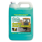 Sunshine Makers / Simple Green Heavy-Duty Cleaner & Degreaser Pressure Washer Concentrate, 1 Gal Bottle, 4/ct