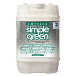 Simple Green Crystal® 19005 Industrial Strength Cleaner/Degreaser, 5 Gallon Pail