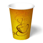 International Paper Soho Paper Hot Cup, 10 oz.